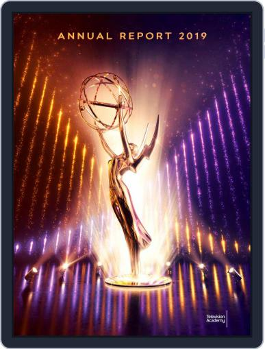Emmy (Digital) November 2nd, 2020 Issue Cover