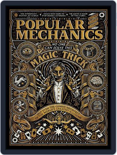 Popular Mechanics (Digital) November 1st, 2020 Issue Cover