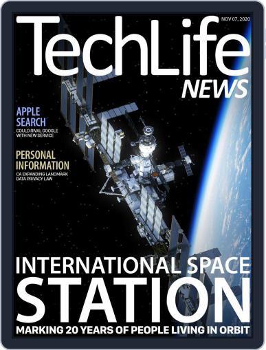 Techlife News (Digital) November 7th, 2020 Issue Cover