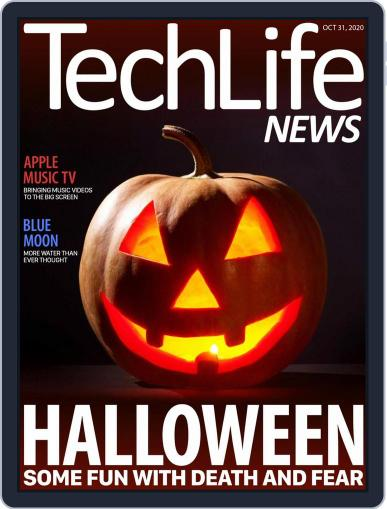 Techlife News (Digital) October 31st, 2020 Issue Cover