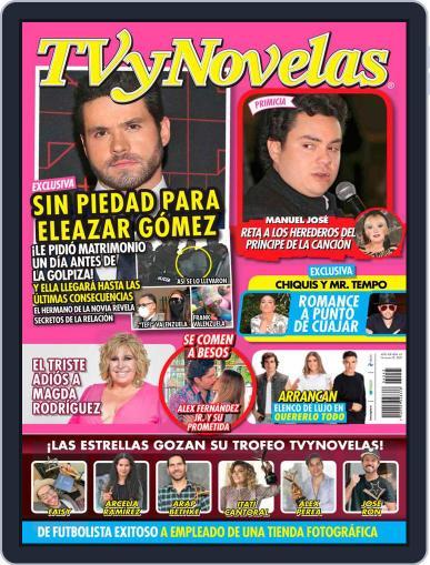TV y Novelas México (Digital) November 9th, 2020 Issue Cover