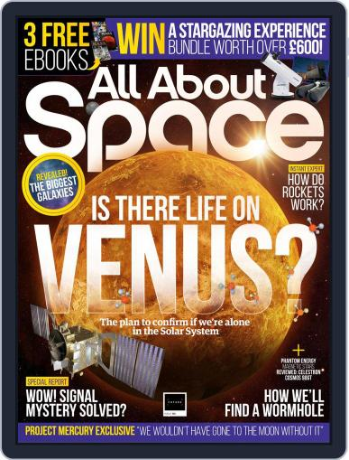 All About Space (Digital) November 10th, 2020 Issue Cover