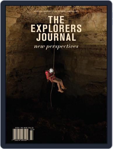 The Explorers Journal (Digital) September 15th, 2020 Issue Cover
