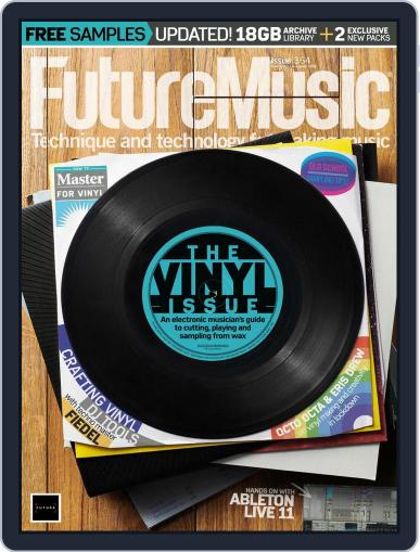 Future Music (Digital) December 1st, 2020 Issue Cover