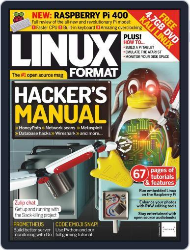 Linux Format December 1st, 2020 Digital Back Issue Cover