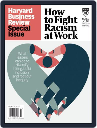 Harvard Business Review Special Issues (Digital) July 28th, 2020 Issue Cover