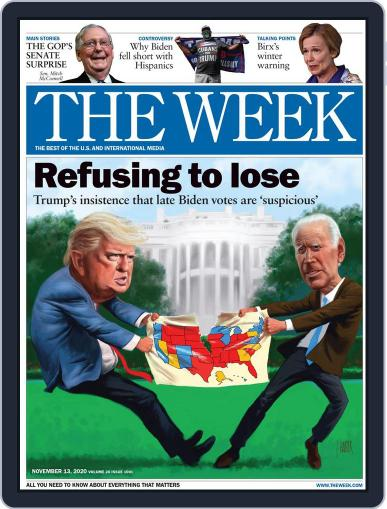 The Week November 13th, 2020 Digital Back Issue Cover