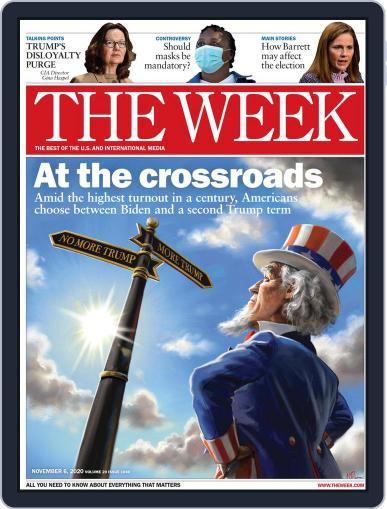 The Week (Digital) November 6th, 2020 Issue Cover