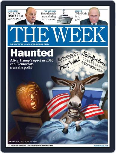 The Week October 30th, 2020 Digital Back Issue Cover