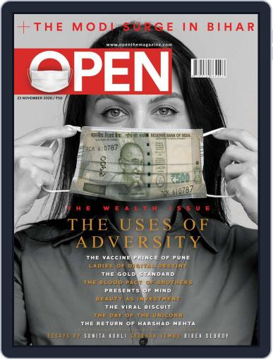 Open India November 13th, 2020 Digital Back Issue Cover