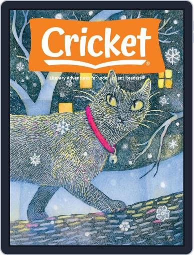 Cricket Magazine Fiction And Non-fiction Stories For Children And Young Teens November 1st, 2020 Digital Back Issue Cover