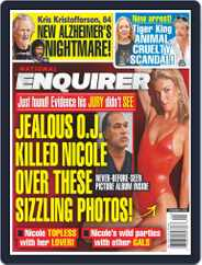 National Enquirer (Digital) Subscription November 2nd, 2020 Issue