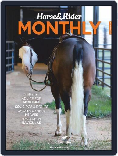 Horse & Rider (Digital) November 1st, 2020 Issue Cover