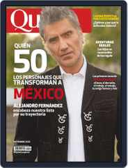 Quién (Digital) Subscription November 1st, 2020 Issue