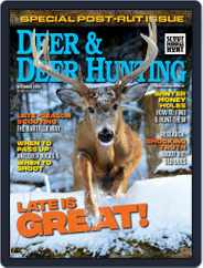 Deer & Deer Hunting (Digital) Subscription December 1st, 2020 Issue