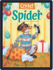 Spider Magazine Stories, Games, Activites And Puzzles For Children And Kids (Digital) Subscription November 1st, 2020 Issue