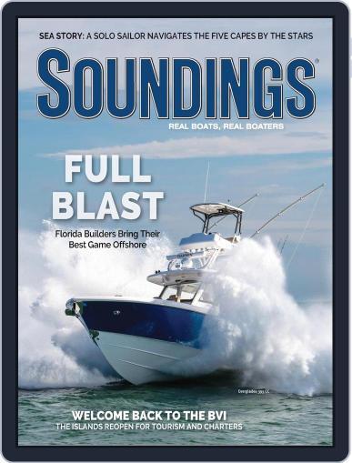 Soundings (Digital) December 1st, 2020 Issue Cover