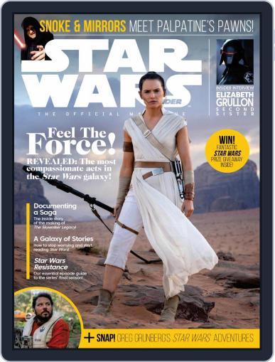Star Wars Insider (Digital) November 1st, 2020 Issue Cover