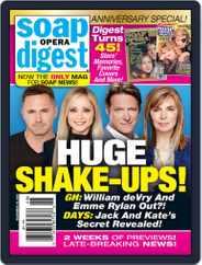 Soap Opera Digest (Digital) Subscription November 16th, 2020 Issue
