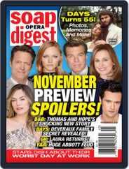 Soap Opera Digest (Digital) Subscription November 9th, 2020 Issue