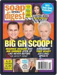 Soap Opera Digest (Digital) Subscription November 2nd, 2020 Issue