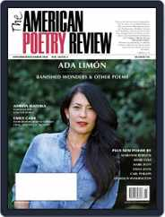 The American Poetry Review (Digital) Subscription November 1st, 2020 Issue