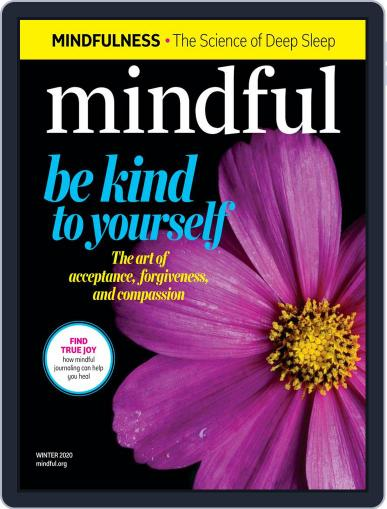 Mindful October 20th, 2020 Digital Back Issue Cover