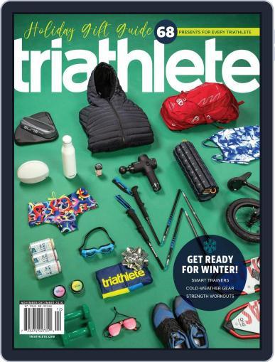 Triathlete Magazine (Digital) November 1st, 2020 Issue Cover