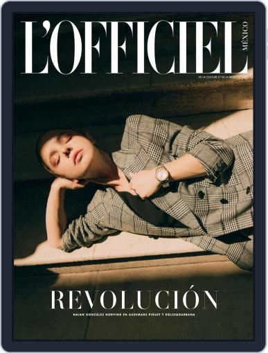 L'Officiel Mexico (Digital) November 1st, 2020 Issue Cover
