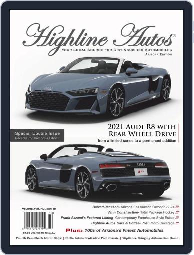 Highline Autos (Digital) October 1st, 2020 Issue Cover