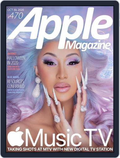 AppleMagazine October 30th, 2020 Digital Back Issue Cover