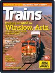 Trains (Digital) Subscription December 1st, 2020 Issue