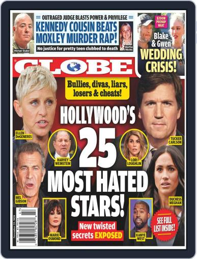 Globe (Digital) November 23rd, 2020 Issue Cover