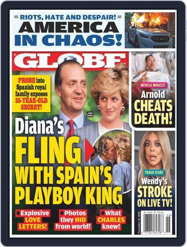 Globe (Digital) November 16th, 2020 Issue Cover