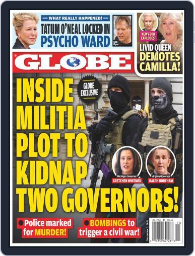 Globe (Digital) November 2nd, 2020 Issue Cover