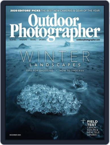 Outdoor Photographer (Digital) December 1st, 2020 Issue Cover
