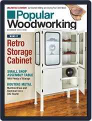 Popular Woodworking (Digital) Subscription December 1st, 2020 Issue