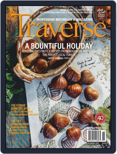 Traverse, Northern Michigan's (Digital) November 1st, 2020 Issue Cover