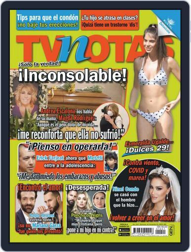 TvNotas (Digital) November 3rd, 2020 Issue Cover