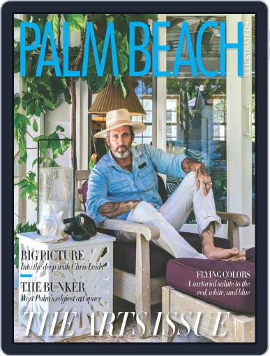 Palm Beach Illustrated (Digital) November 1st, 2020 Issue Cover