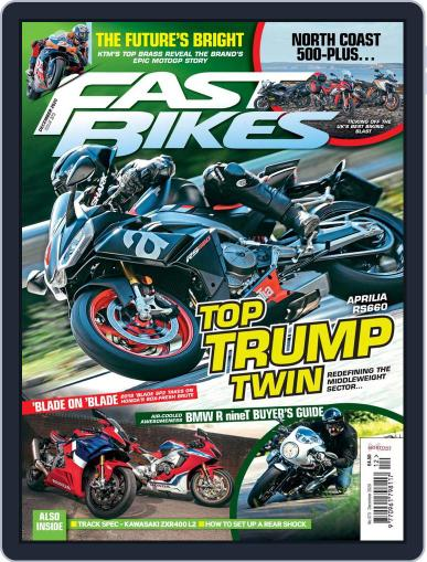 Fast Bikes (Digital) December 1st, 2020 Issue Cover