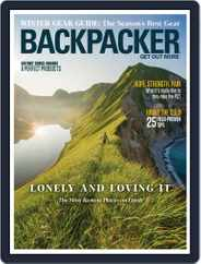 Backpacker (Digital) Subscription November 1st, 2020 Issue