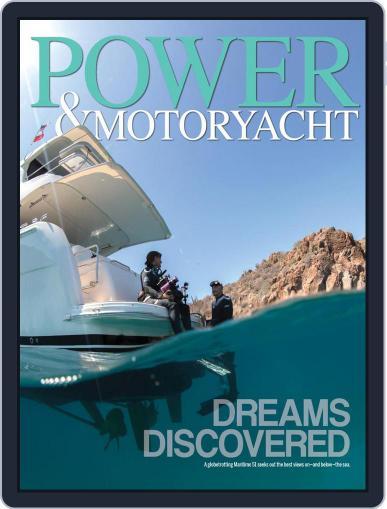 Power & Motoryacht December 1st, 2020 Digital Back Issue Cover