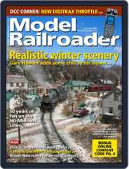 Model Railroader (Digital) Subscription December 1st, 2020 Issue