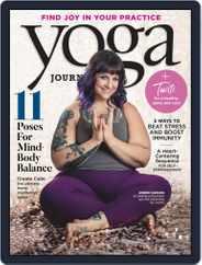 Yoga Journal (Digital) Subscription November 1st, 2020 Issue