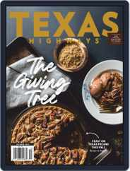 Texas Highways (Digital) Subscription October 1st, 2020 Issue