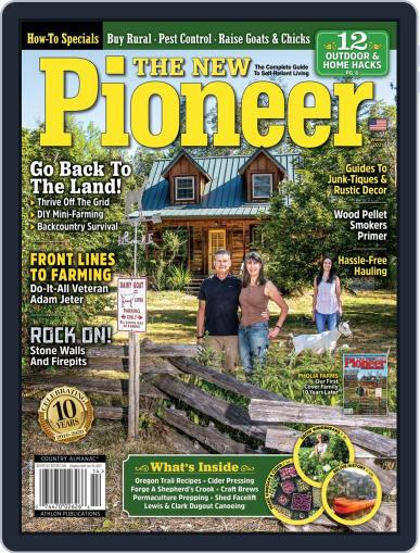 The New Pioneer September 1st, 2020 Digital Back Issue Cover
