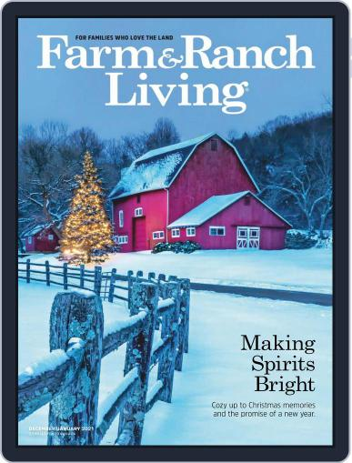 Farm and Ranch Living (Digital) December 1st, 2020 Issue Cover