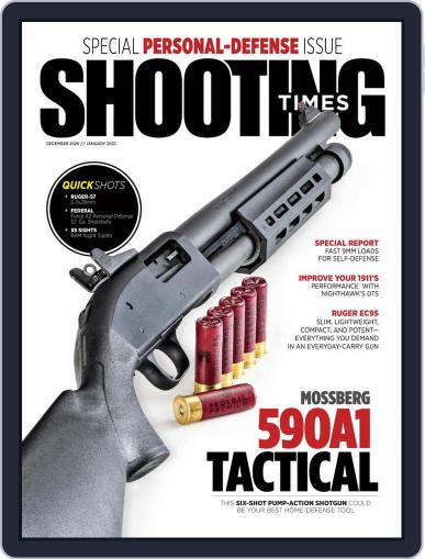 Shooting Times (Digital) December 1st, 2020 Issue Cover