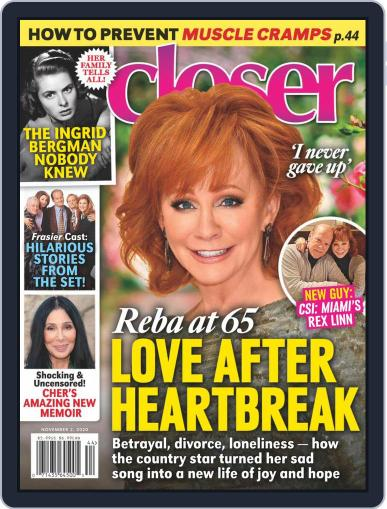 Closer Weekly (Digital) November 2nd, 2020 Issue Cover
